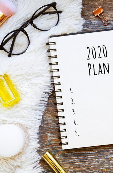 Najpiękniejsze  i najbardziej funkcjonalne kalendarze i plannery na 2020 rok - który wybrać