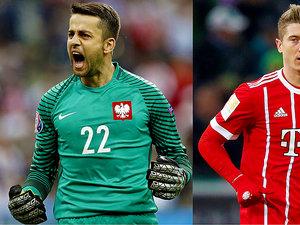 Najprzystojniejsi piłkarze polskiej reprezentacji
