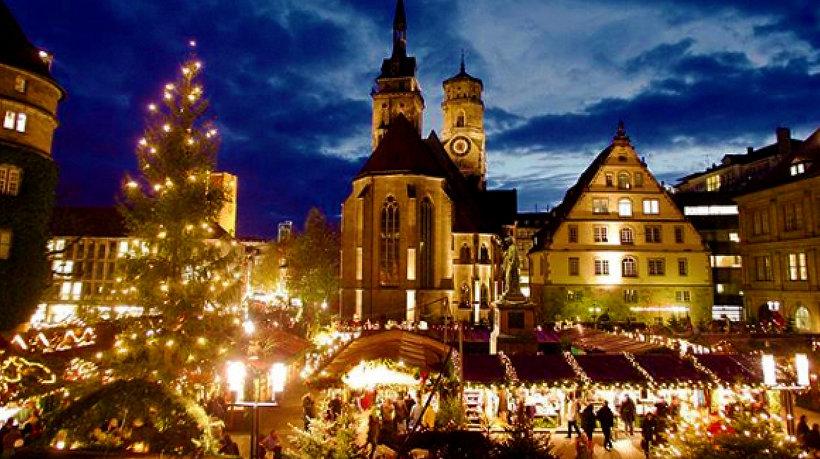 największe Jarmarki Świąteczne w Europie