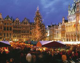 największe Jarmarki Świąteczne w Europie-bruksela
