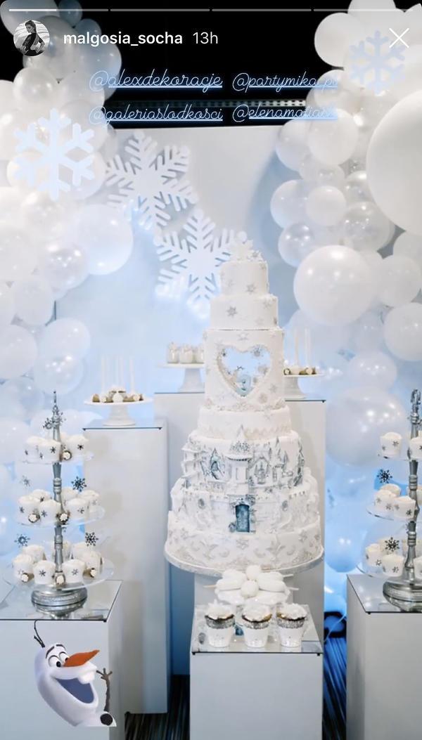 Natalia Kukulska i Małgorzata Socha zorganizowały urodziny dla swoich córek