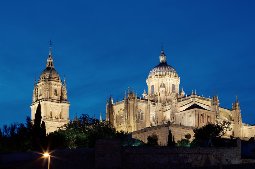 Nowa i Stara  Katedra