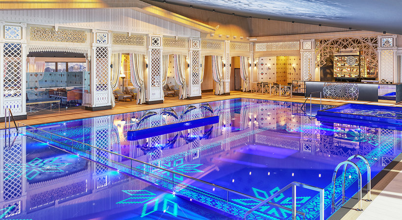 Nowy projekt Anny Lewandowskiej w Hotelu Mercure Kasprowy Zakopane