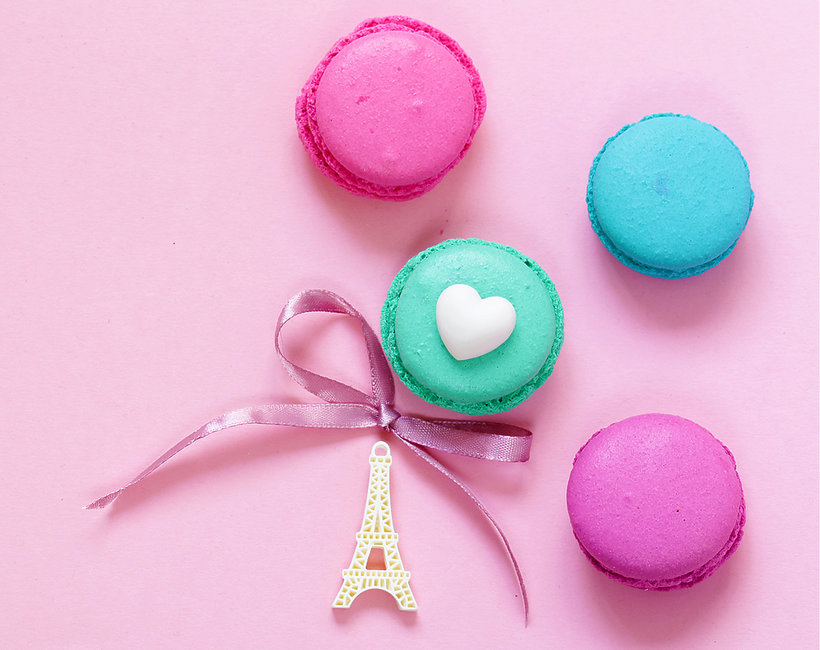 paryż słodycze