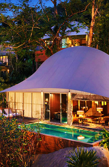 Piękny resort w Tajlandii