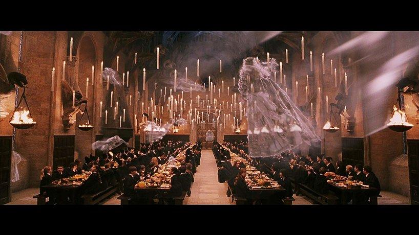 Poczuj się jak na planie filmowym Harry'ego Pottera