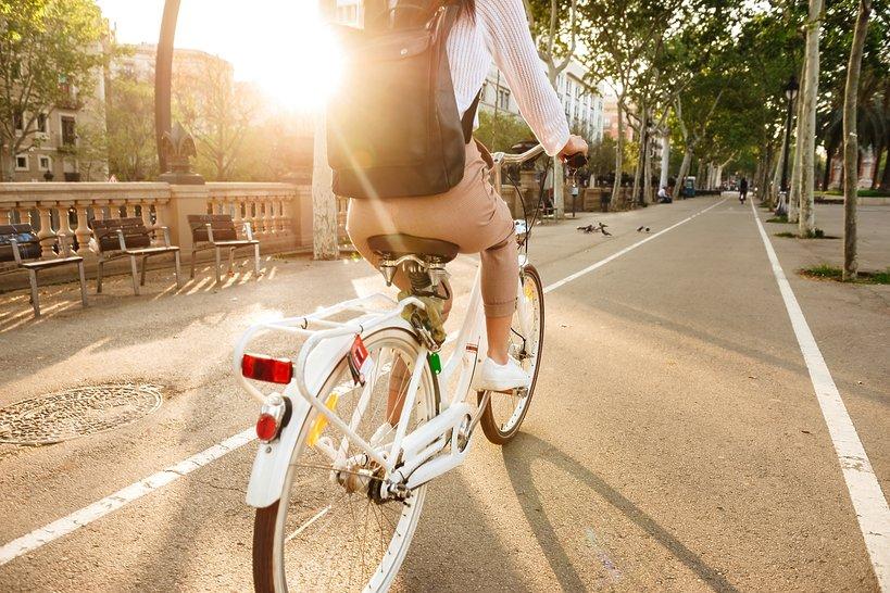 Polskie szlaki rowerowe, Wycieczka na majówkę
