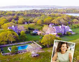 Posiadłość Jackie Kennedy Onassis wystawiona za zawrotną kwotę!