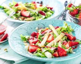 Kuchnia na wiosnę 2020 - poznaj przepisy z truskawkami w roli głównej!