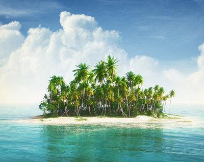 Prywatna wyspa