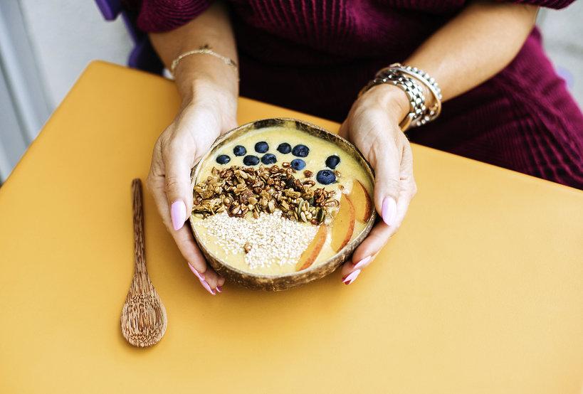 Przepis Ewy Szabatin na owocowe śniadanie