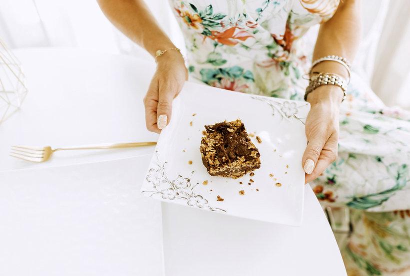 Przepis Ewy Szabatin na owsiane ciasteczka