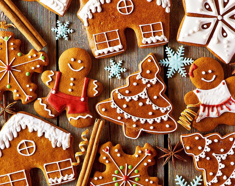Przepis na świąteczne ciastka