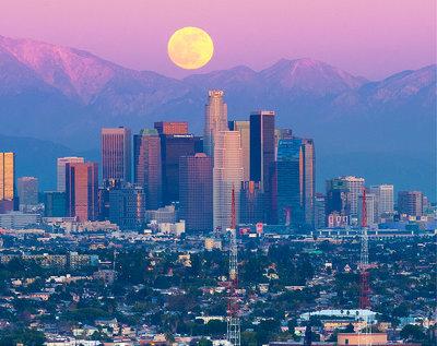 Przewodnik po Los Angeles i Hollywood