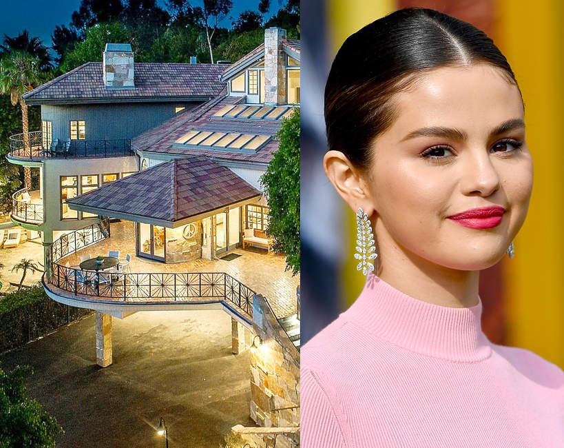 Selena Gomez kupiła nowy dom