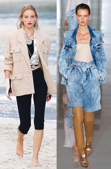 Shopping - najmodniejsze looki na wiosnę 2019 prosto z wybiegów w VIVA!Moda