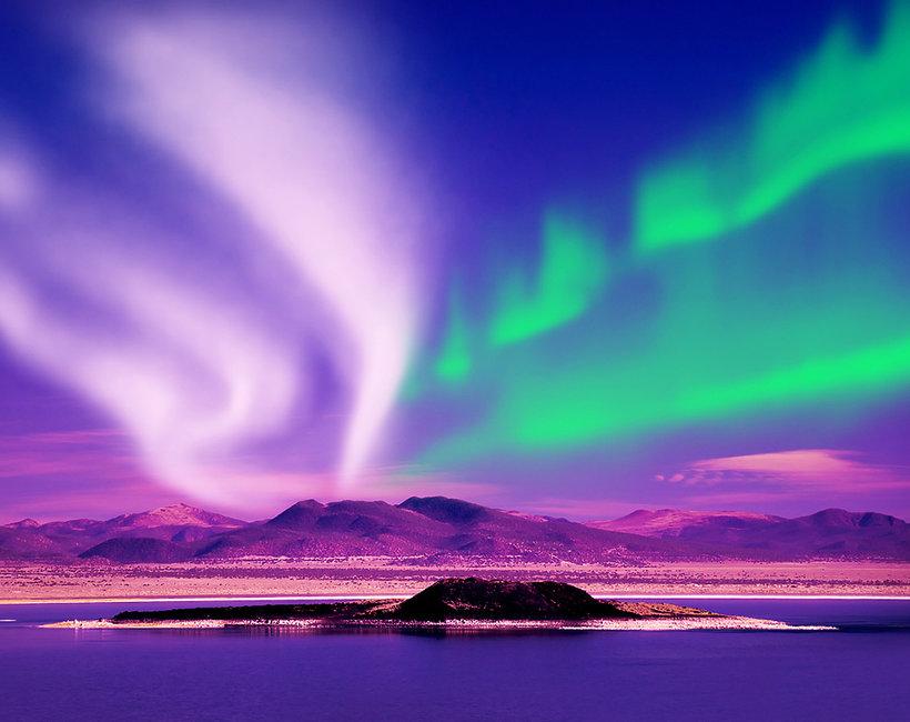 Skąd najlepiej oglądać zorzę polarną?