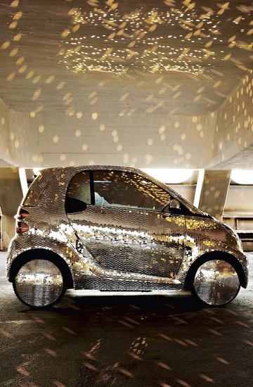 Smart - test auta