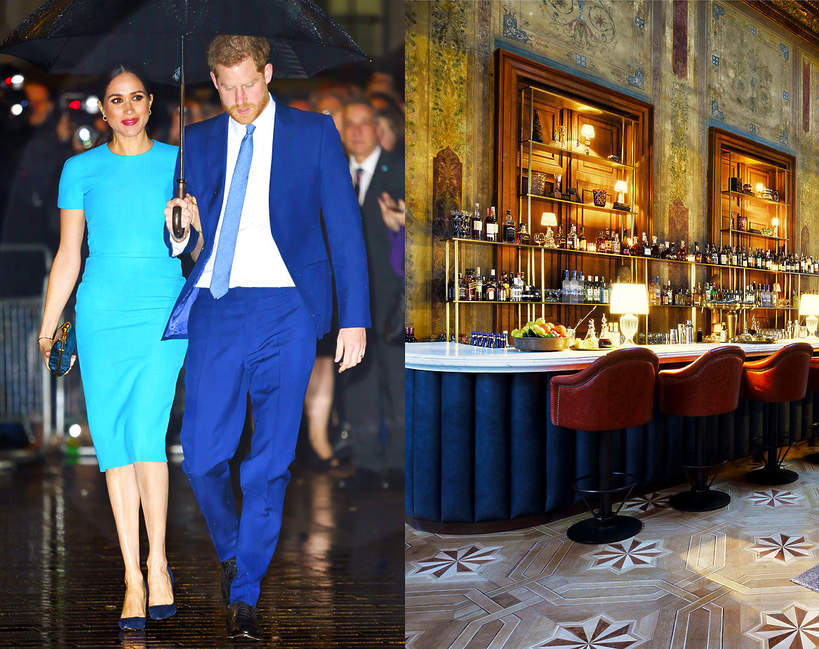 Soho House klub, który uwielbiają Meghan i Harry
