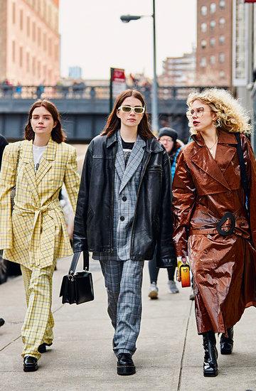 Street Style - modowe inspiracje z Nowego Jorku, Paryża, Londynu i Mediolanu. Trendy w modzie ulicznej