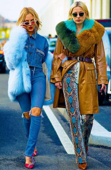 Street Style VIVA!Moda trendy zima 2019
