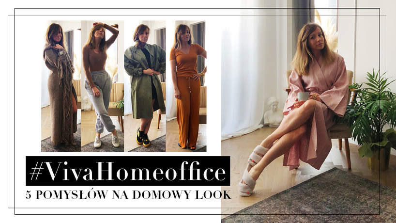 Stylizacje Barbara Łubko Viva Home Office