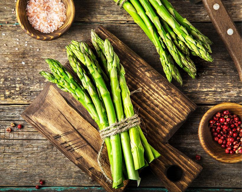 Szparagi - sprawdzone przepisy dietetyczne