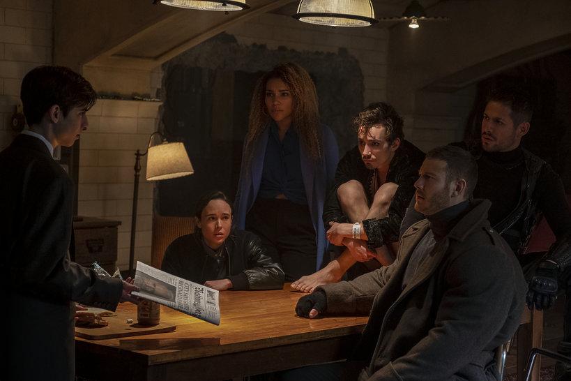 The Umbrella Academy, Netflix, serial, horoskop