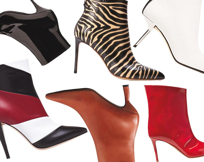 32739ead60d7d Najmodniejsze buty na jeiseń 2018 to botki - wiemy, gdzie je kupić ...