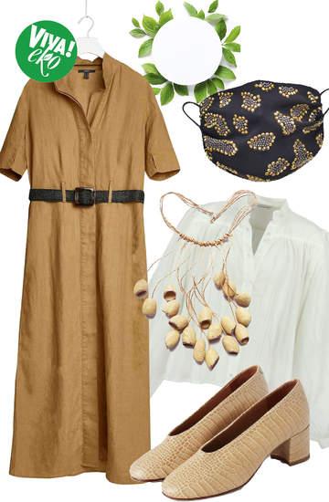 Top 7: rzeczy w stylu eko ubrania i dodatki na wiosne
