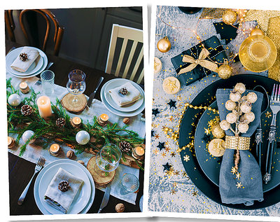 Tradycyjne  świąteczne potrawy w Europie