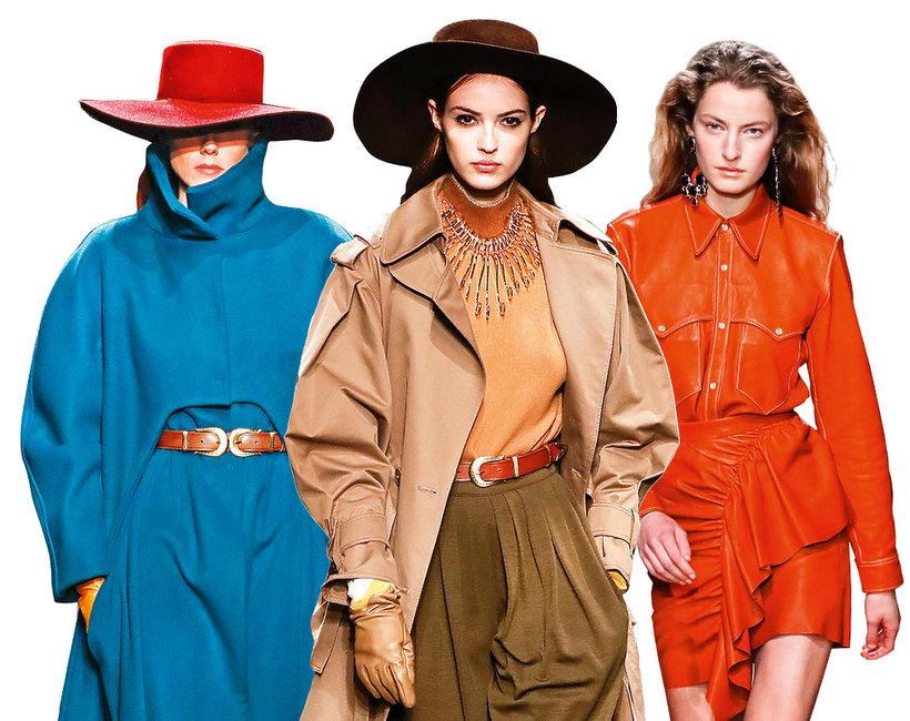 Trendy na jesień 2018 w modzie