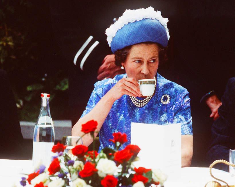 Ulubiona herbata królowej Elżbiety