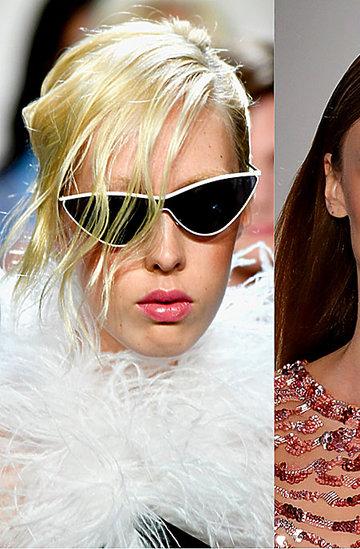 10 Najlepszych Fryzur Na Wiosnę New York Fashion Week
