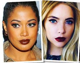 Rihanna, Adele i Kendall Jenner malują usta na bordowo. Których pomadek używają? Oto najlepsze odpowiedniki!