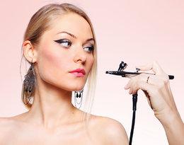 Airbrush makeup to ślubny hit! Wygląda naturalnie i jest wyjątkowo trwały