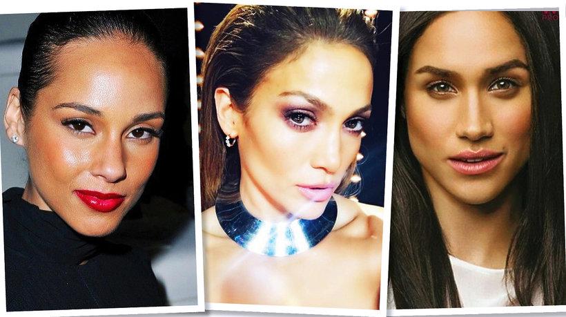Alicia Keys, Jennifer Lopez, Meghan Markle