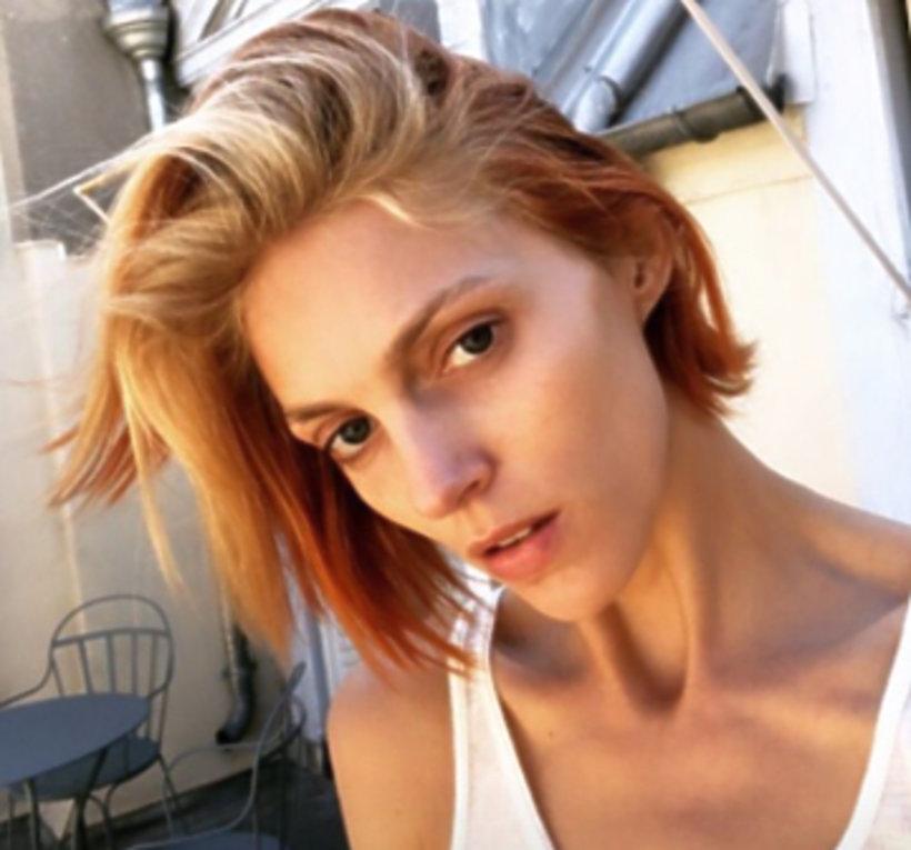 anja rubik włosy