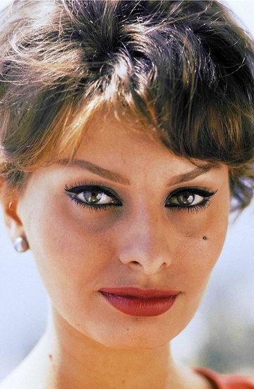 Cannes Sophia Loren