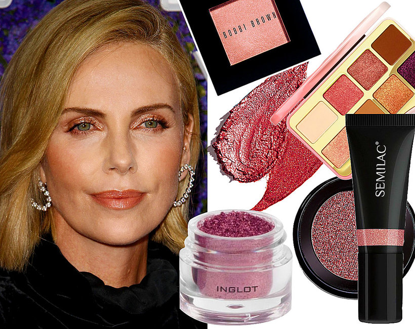Charlize Theron get the look