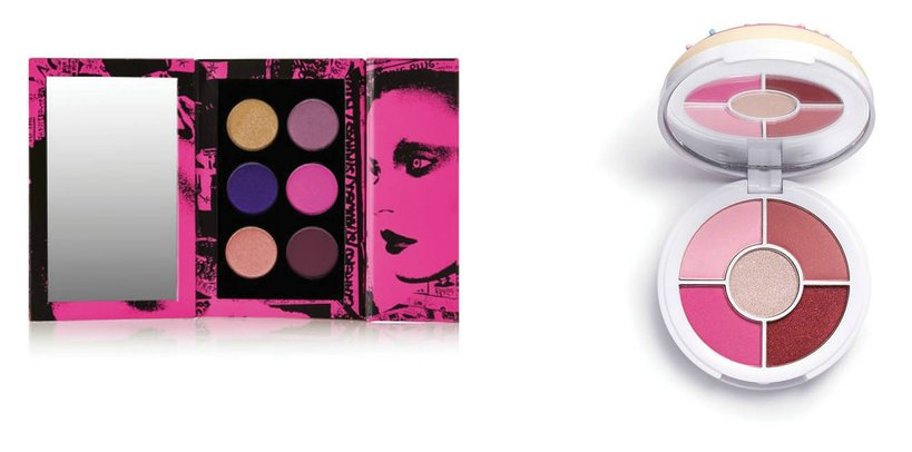 cienie do powiek Pat McGrath, MakeUp Revolution