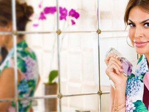 Eva Mendes z nowych zapachem EVA DUET od Avon