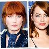 Florence Welch, Nicole Kidman, Emma Stone