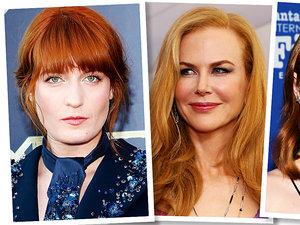 Florence Welch, Nicole Kidman, Emma Stone, Julianne Moore