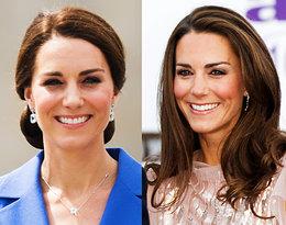Ulubione fryzury księżnej Kate!
