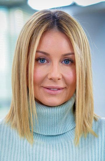 fryzury Małgorzaty Rozenek-Majdan