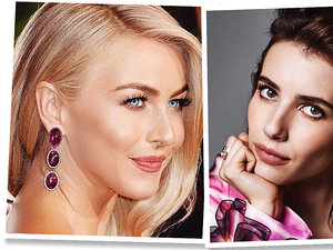 Julianne Hough, Emma Robert i Jennifer Lawrence
