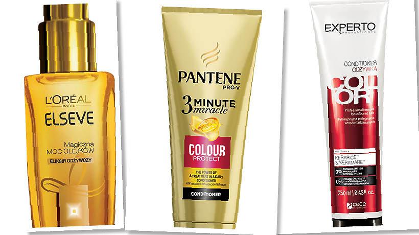 Kosmetyki do włosów koloryzowanych