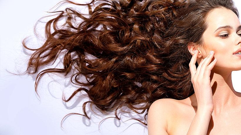Mega objętość włosów