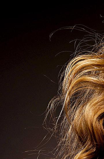 Włosy farbowane pełne blasku